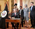 Ambassador Schwartz Signs His Appointment Papers to Become the Next U.S. Ambassador to Somalia - Flickr - U.S. Department of State.jpg