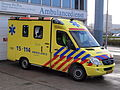 Ambulance Haaglanden unit 15-114, Mercedes at Delft, The Netherlands pic1.JPG