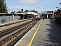 Amersham station, platforms - geograph.org.uk - 966577.jpg