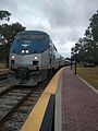 Amtrak Silver Meteor 98 at Winter Park Station (30770364683).jpg