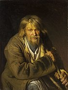 An Old Man with a Stick (Kramskoy).jpg
