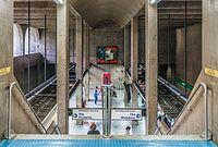 Ana rosa, São Paulo Metro, Line blue, Brazil.jpg