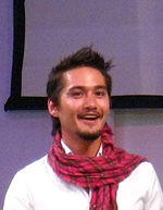 Anada everingham at 6th anniversary of Seventeen pic 1.jpg