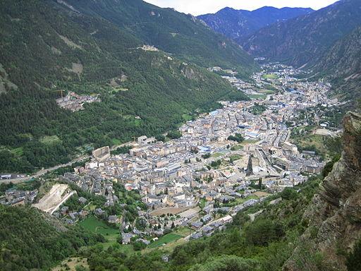 Andorra la Vella and Escaldes-Engordany 2