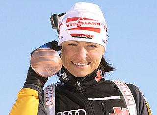 Andrea Henkel 02.02.2010