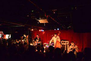 AJJ (band) - Image: Andrew Jackson Jihad 2014