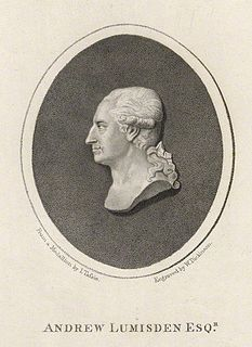 Andrew Lumisden Scottish Jacobite
