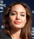 Angelina Jolie at Davos crop