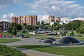Anharskaja (Minsk, Belarus) — Ангарская (Минск, Беларусь) 1.jpg