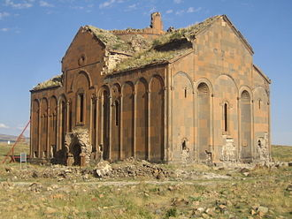 Armenians - The Cathedral of Ani, completed in 1001