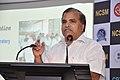 Anil Srikrishna Manekar Addresses - CRTL Silver Jubilee Celebration - NCSM - Kolkata 2018-03-13 8445.JPG