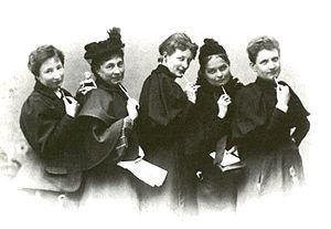 Anita Augspurg - Image: Anita Augspurg (1896)