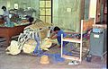 Ankylosaurus in Progress - Dinosaurs Alive Exhibition - NCSM - Calcutta 1995 442.JPG