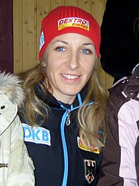 Anni Friesinger, Berlin 2008