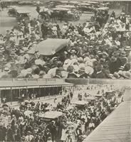 Annie Wheeler - hero's welcome in Rockhampton, November 1919.tif