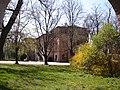 Ansamblul Palatului Brâncovenesc. Curtea şi Palatul.JPG