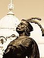 Ansamblul monumental Matia Corvin din Cluj - detaliu 2.jpg
