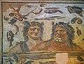 Antakya Archaeology Museum Oceanus and Thetis 2 mosaic sept 2019 6069.jpg