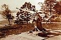 Anti-aircraft gun, U.S. Marine Barracks, Quantico, Virginia, 1918 (30954228552).jpg
