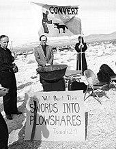 Nevada Test Site - Wikipedia