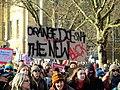 Anti Trump Womens March London Womens March January 21 2017 (3) (32067701760).jpg