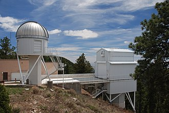 Apache Point Observatory - Image: Apache 0110