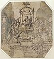 Apollo and the Muses on Parnassus, by Hans Holbein the Younger.jpg