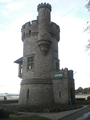 Isle of Wight Coastal Path - Appley Tower