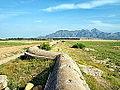 Aqueduc de Zaghouan au nord de Moghrane.JPG