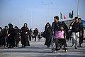 Arba'een Pilgrimage In Mehran, Iran تصاویر با کیفیت از پیاده روی اربعین حسینی در مرز مهران- عکاس، مصطفی معراجی - عکس های خبری اربعین 144.jpg