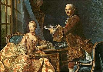 Architect Jean Rodolph Perronet with his wife, Alexander Roslin.jpg