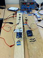 Arduino Uno Controlling Two Thunderbird 9 ESCs and Motors Reproduced with Power Supply and High Current.jpg