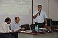 Arijit Dutta Choudhury Addresses - Opening Session - Capacity Building Workshop On Innovation Hub - NCSM - Kolkata 2018-03-19 8832.JPG
