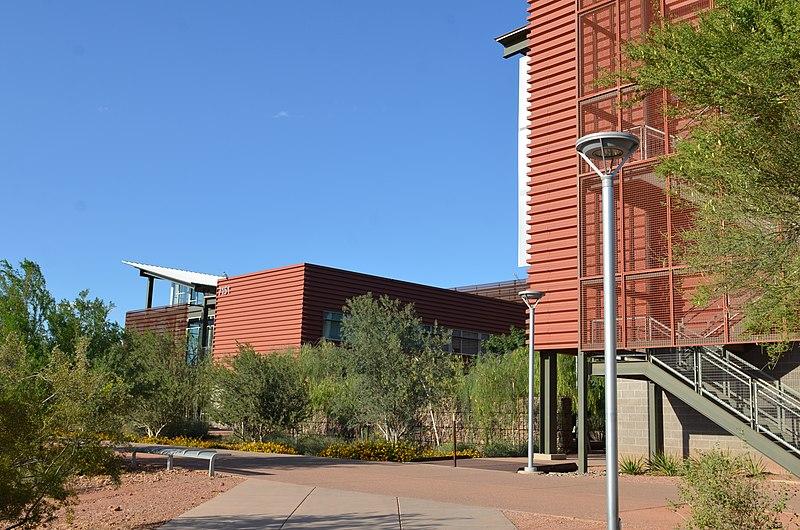 File:Arizona State University, Polytechnic Campus, Mesa, AZ - panoramio (1).jpg