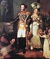 Armand Pallière Dom Pedro e Dona Leopoldina 1826.jpg