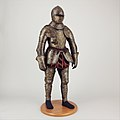 Armor with Matching Shaffron and Saddle Plates MET DP141373.jpg