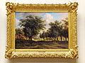 Arnoldus Johannes Eymer (1803-1863), Landschap bij Heemstede, Olieverf op doek.JPG