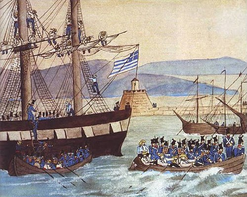500px-Arrival_of_Bavarian_army_in_Greece_1833.jpg