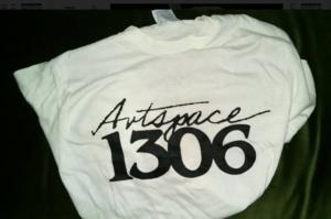 Artspace in Richmond, Virginia - vintage T shirt