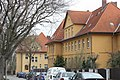 """Aschersleben, houses on the street """"Auf der Alten Burg"""".jpg"""