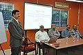 Asok Bandyopadhyay Addressing - Inaugural Session - Professional Training Programme On Cyber Security - CDAC-NCSM - Kolkata 2017-12-12 6095.JPG