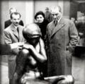 Ataturk opens Ankara Museum of Fine Arts and Sculpture.png