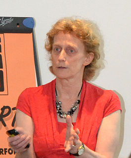 Athene Donald British physicist