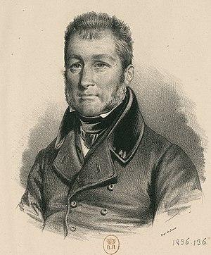 Pierre-François Audry de Puyraveau - Audry de Puyraveau in 1836