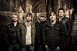 August Burns Red (April 2011)