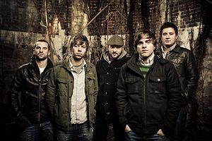 August Burns Red - August Burns Red in April 2011