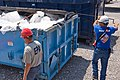 August 6, Inspecting waste containers (4901446218).jpg