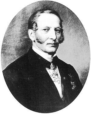 August von Senarclens de Grancy