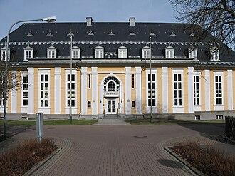Clausthal University of Technology - Auditorium
