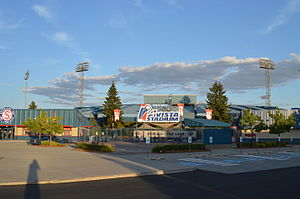 Avista Stadium - August 2015